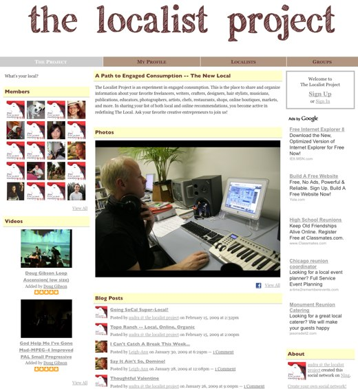 the-localist-project