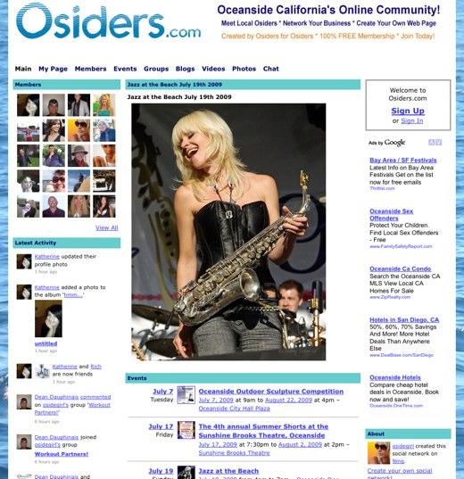 Osiders.com - Invite Your Friends!