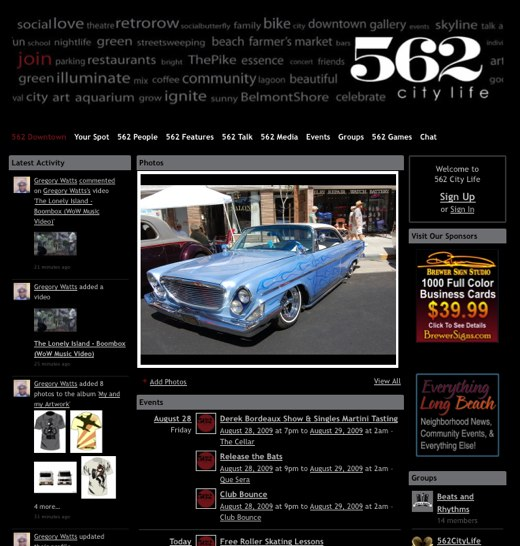 562 City Life