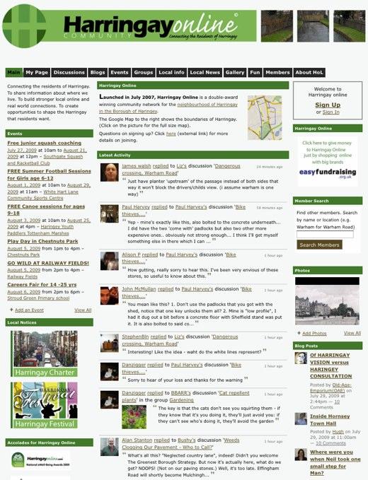 Harringay online - Harringayonline.com - Connecting the Residents of Harringay