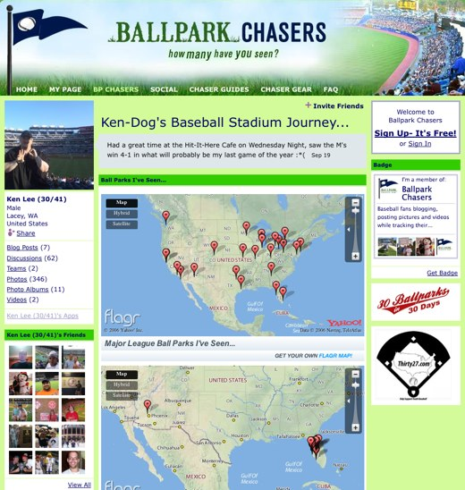 Ballpark Chasers