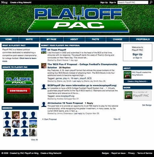 Playoff PAC