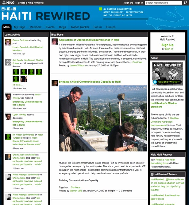 Haiti Rewired