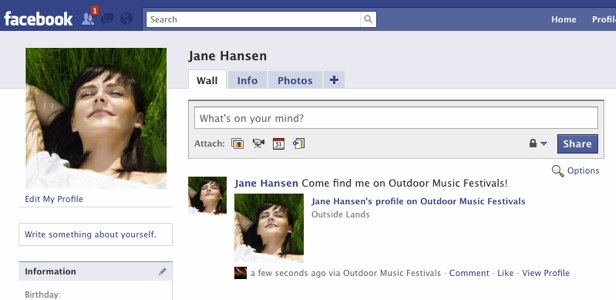 Facebook | Jane Hansen