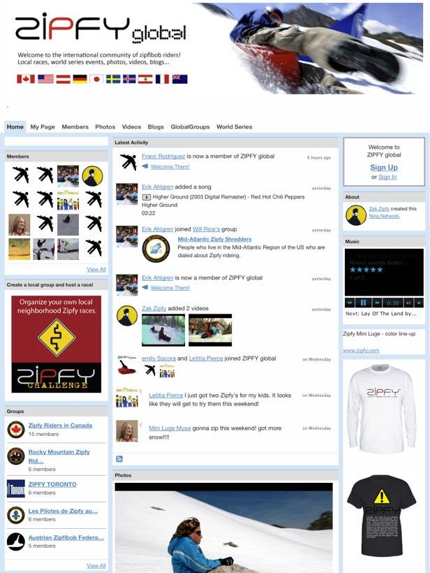 ZIPFY global - .