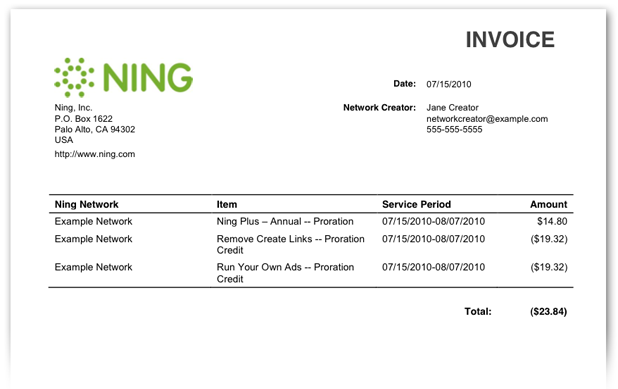 Final Invoice Sample Pertaminico - Invoice maker software women's clothing stores online