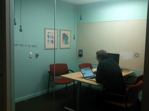 Office Reboot: A Fresh Coat of Paint for 2011 4