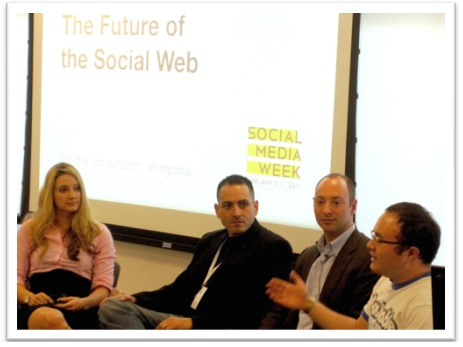 Ning at Social Media Week: Trends and the Future of Social Media