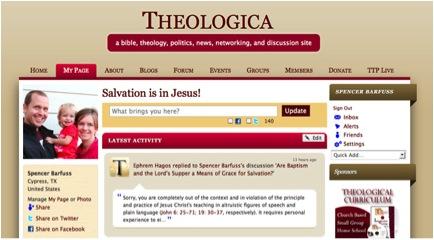 Theologica Community, http://theologica.ning.com