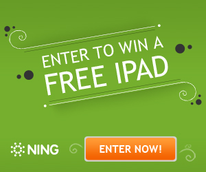 The Power of Community - iPad 2 Giveaway