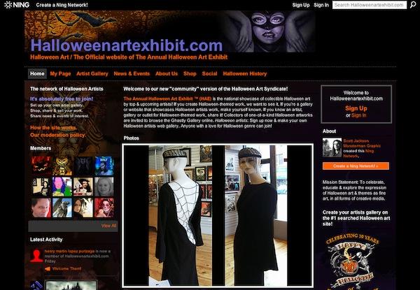 Halloween costume tips and tricks à la Ning communities 2